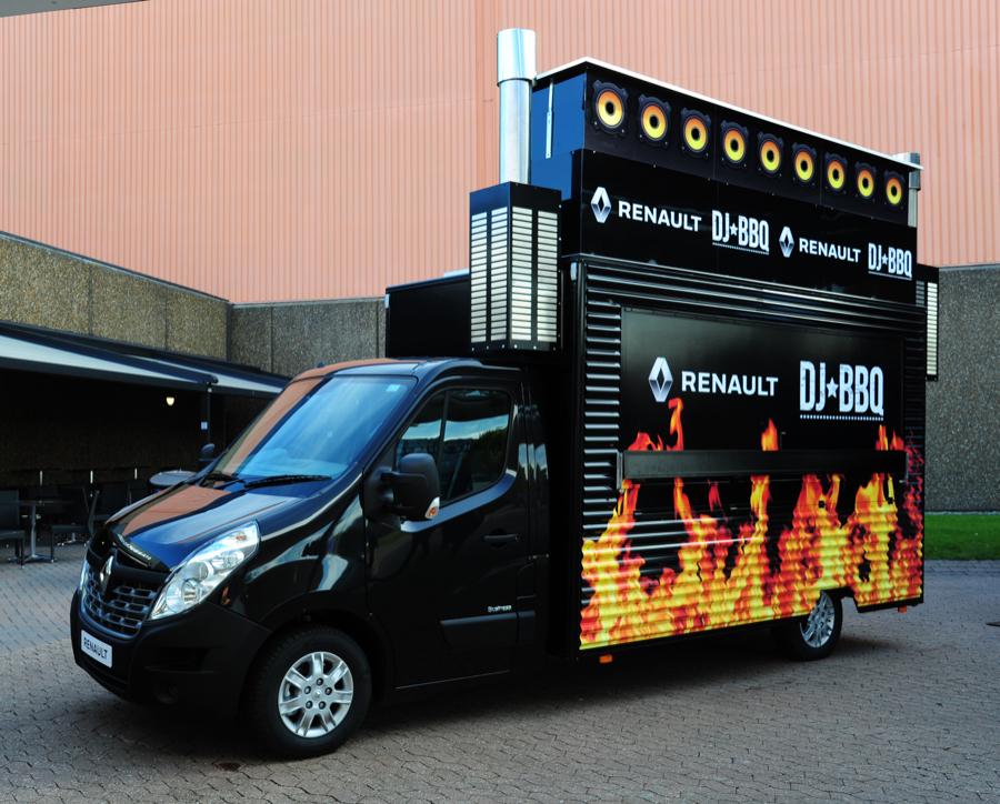 Dj Bbq Food Truck Events Agency London Gorillauk